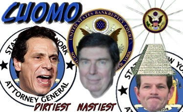 Andrew Cuomo Protects Bankruptcy Mafia